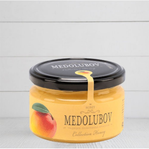 Крем-мёд Медолюбов c манго 250 мл