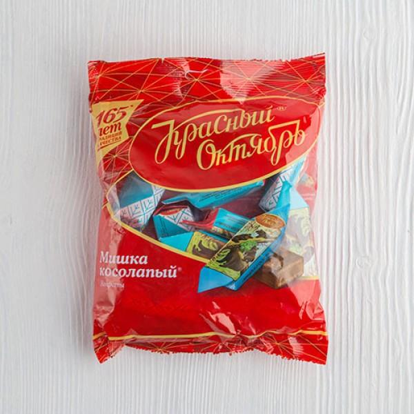 Конфеты Мишка косолапый 200г