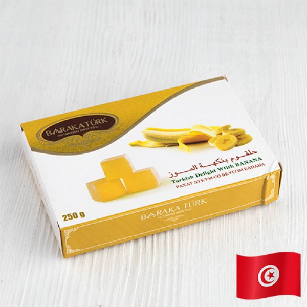Рахат-лукум банан