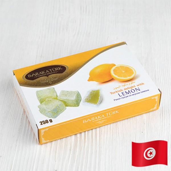 Рахат-лукум лимон