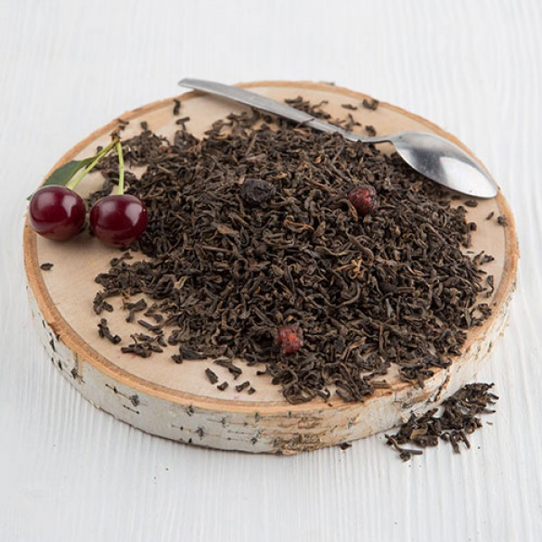 Чай Вишневый пуэр