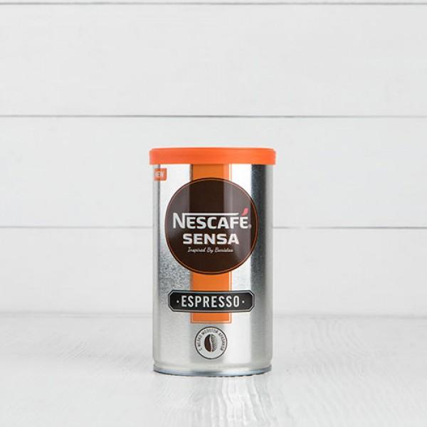 Кофе Nescafe Sensa растворимый  с молотым 100 г
