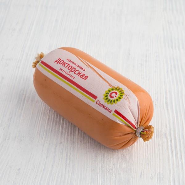 Снежана колбаса докторская 450 г