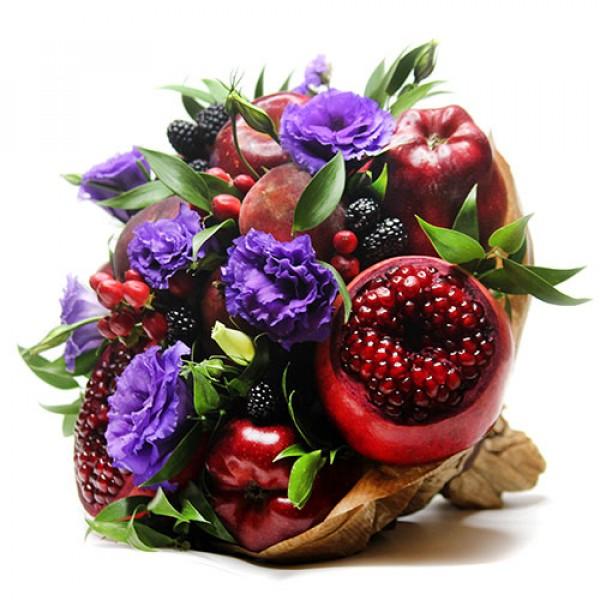 Букет из фруктов Кармелита