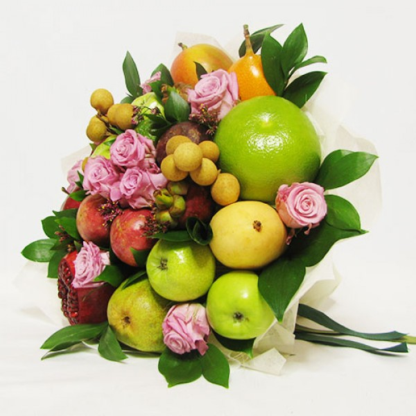 Букет из фруктов Нанг Тонг