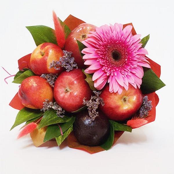 Букет из фруктов Отличник