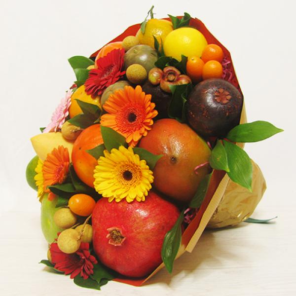 Букет из фруктов  Пхи-пхи