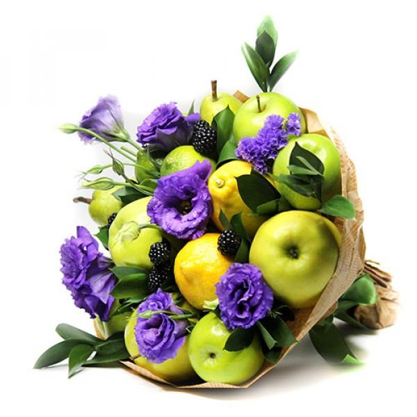 Букет из фруктов Штрудиллочо