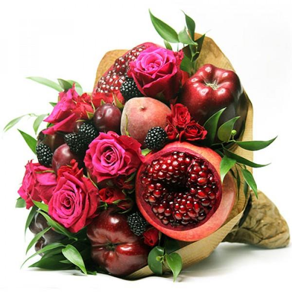 Букет из фруктов Ягодная мечта