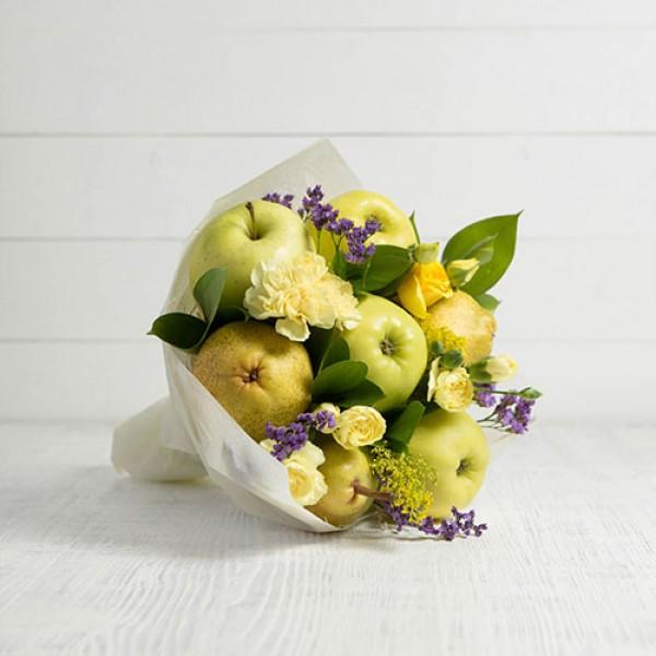 Букет из фруктов Весенняя сказка