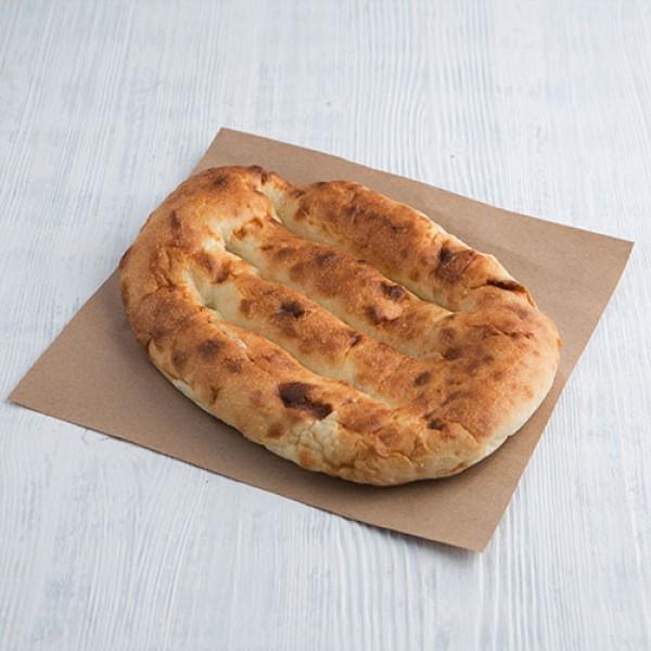 Лепешка азербайджанская (из печи)