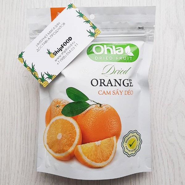 Апельсин сушеный Ohla 200 г