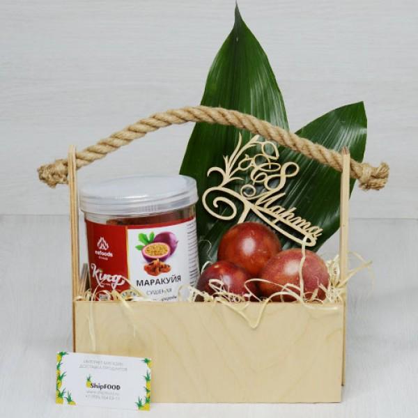 Кинг маракуйя набор подарочный в ящике