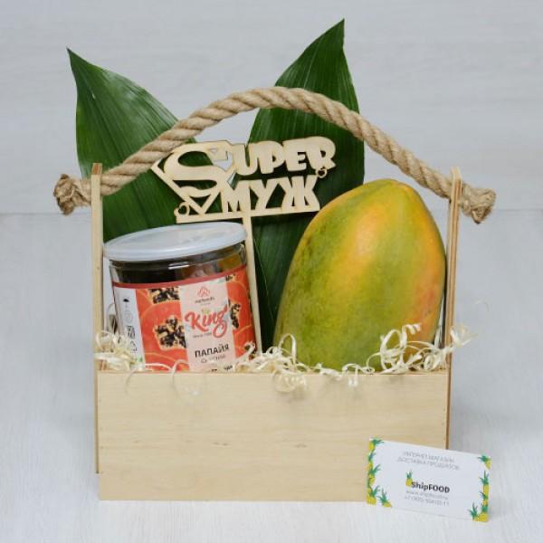 Кинг папайя набор подарочный в ящике