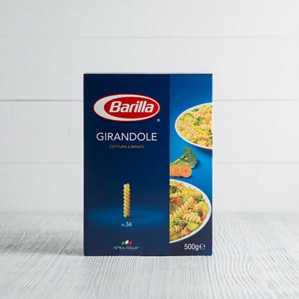 Макароны Barilla Girandole n. 34 джирандоле