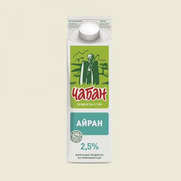 Айран Чабан 2,5% 900 г