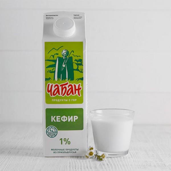 Кефир Чабан 1% 900г
