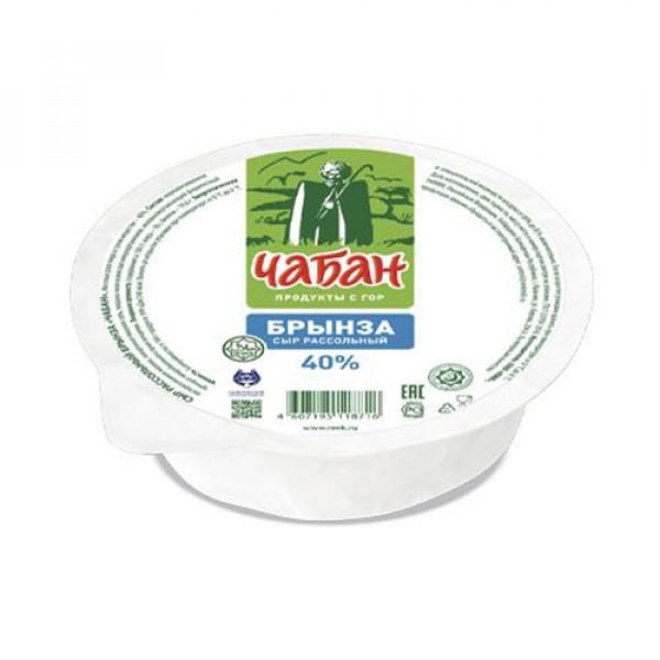 Сыр брынза Чабан 40% ~500г