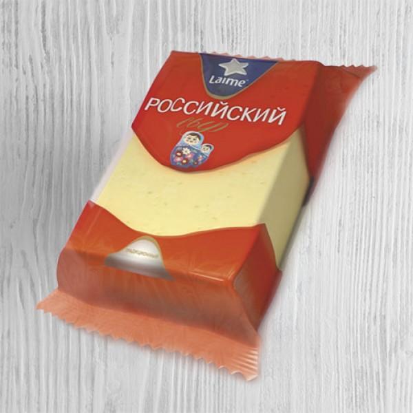 Сыр Laime Российский 50% 240г