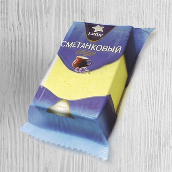 Сыр Laime Сметанковый 50% 240г