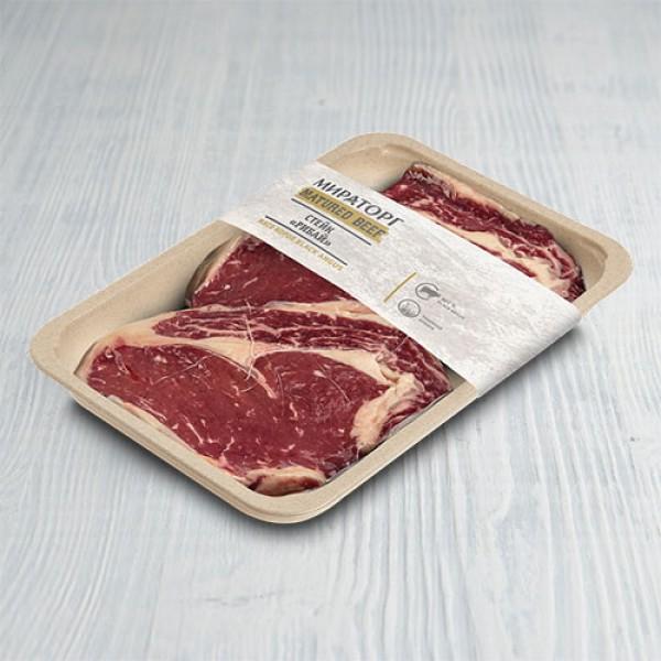 Стейк Рибай из говядины Matured Beef Мираторг