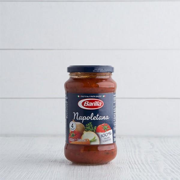 Соус Barilla Napoletana томатный с овощами 400 г